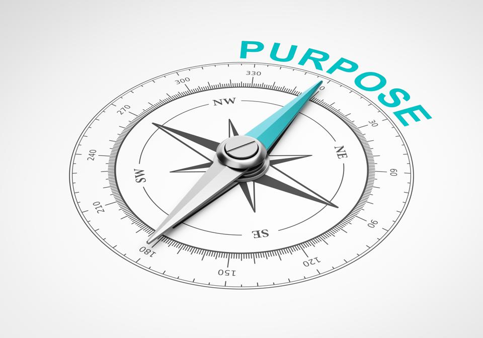 A sense of purpose can result in better customer service.