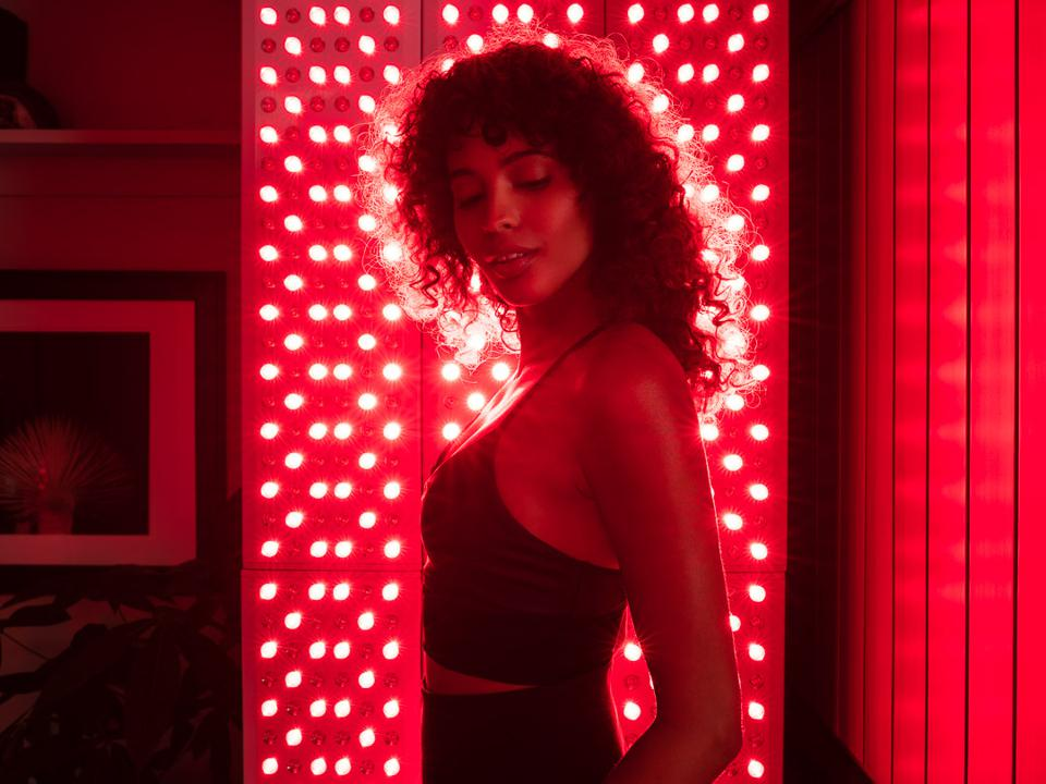 Create A Full Body Red Light Treatment Area In Your Home