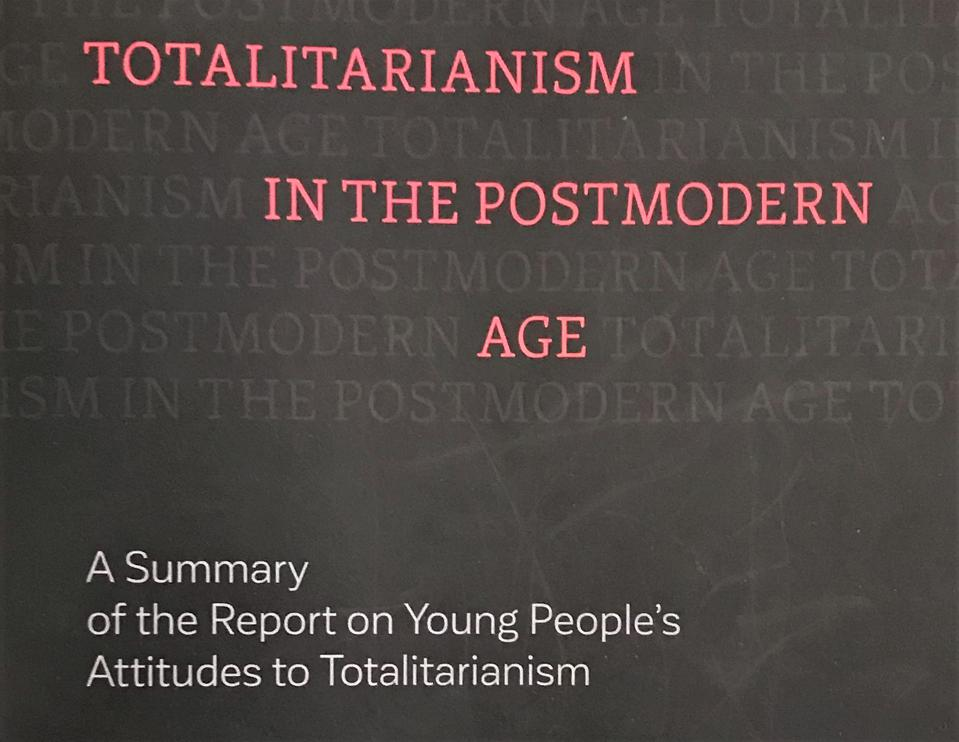 Totalitarianism and Socialism: Lessons From a Survey of Young Europeans