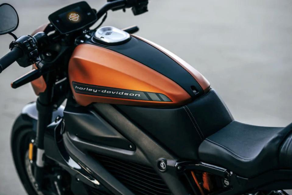 The Harley-Davidson LiveWire is the Motor company's first electric motorcycle.