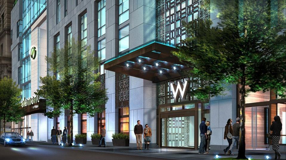 W & Element Hotels Philadelphia