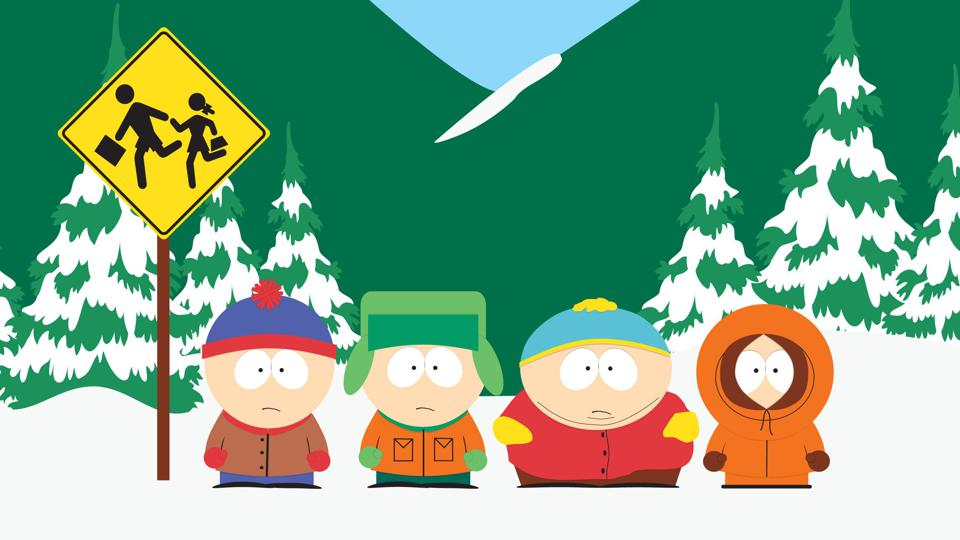 ″South Park,″ now in its 23rd season, is one of the longest-running TV series in U.S. history.