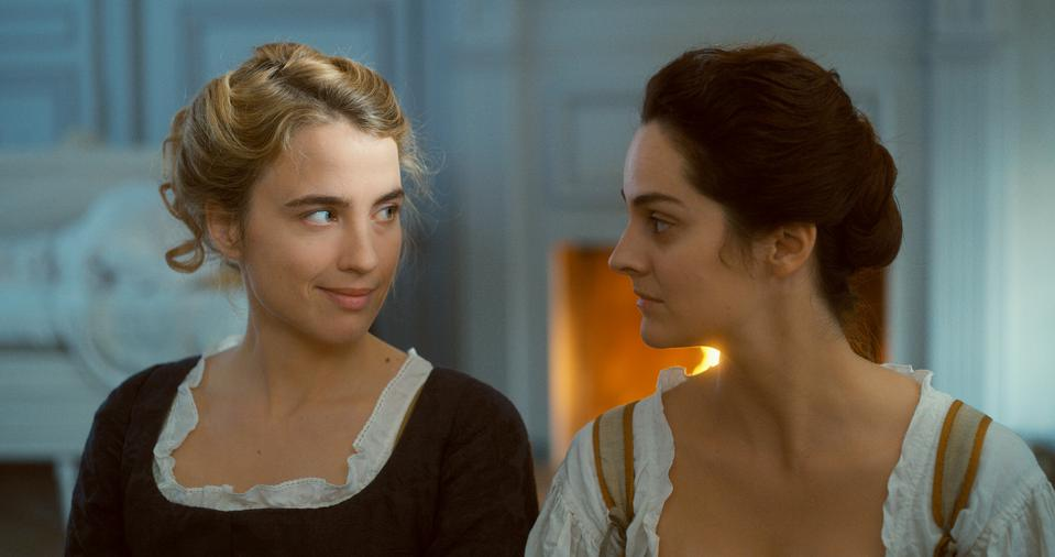 'Portrait of a Lady on Fire' had its U.K. premiere at the BFI London Film Festival