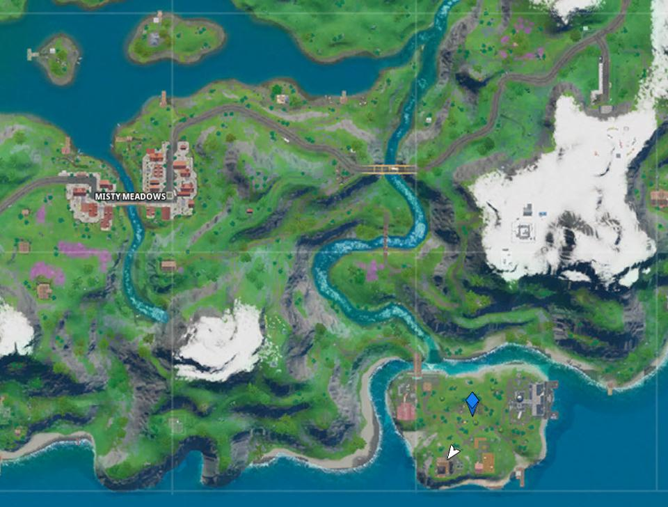 Fortnite Secret: Here's Where You Can Visit The Visitor's ...