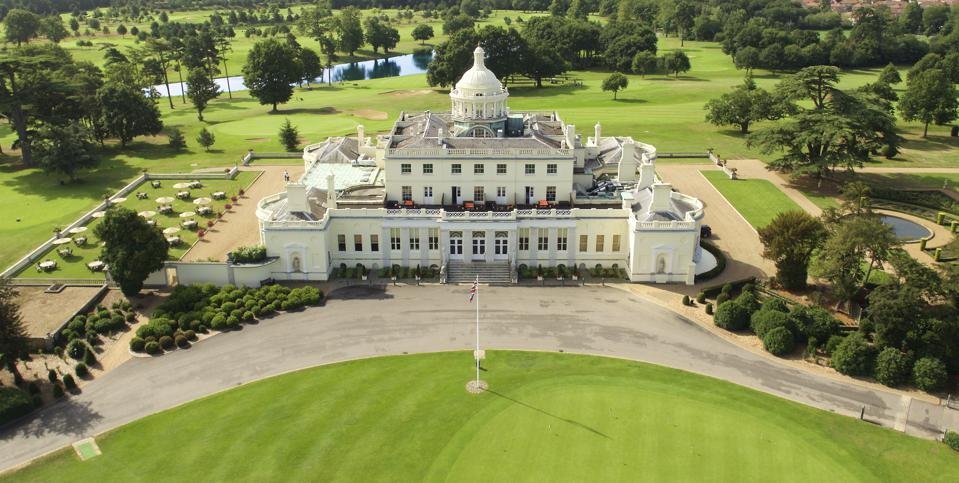 Inside Stoke Park: The English Countryside Retreat With More Than 1,000 Years Of History Behind It