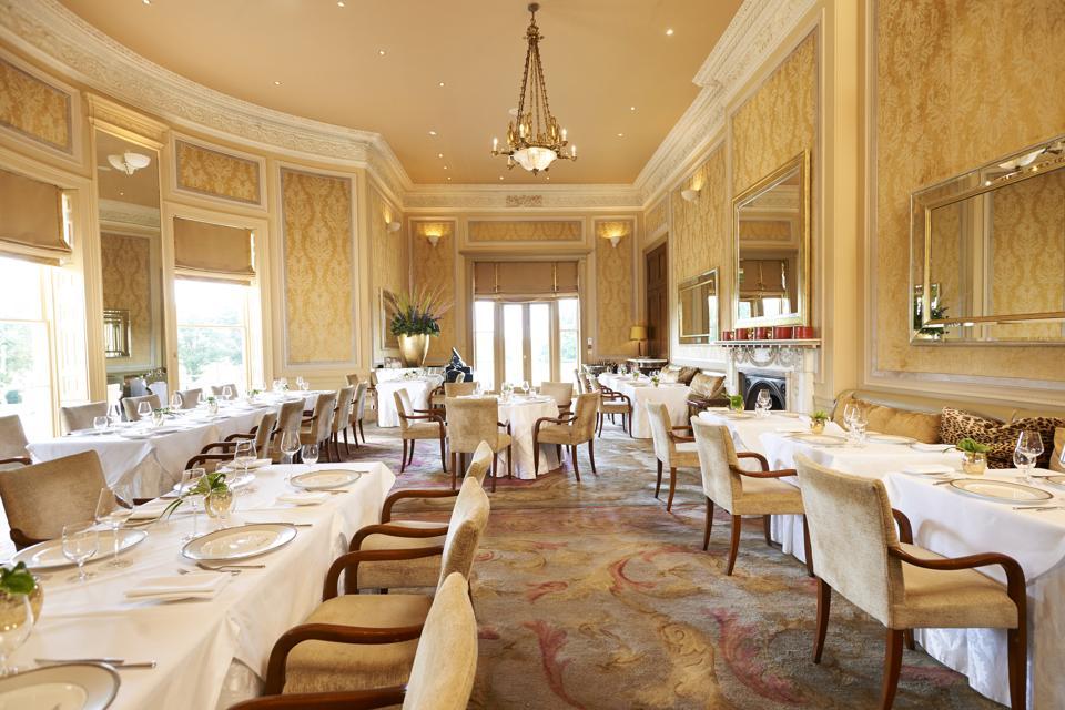 John Humphrys fine dining restaurant