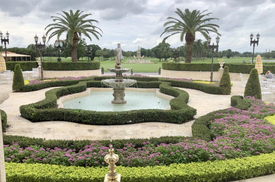 gardens Trump