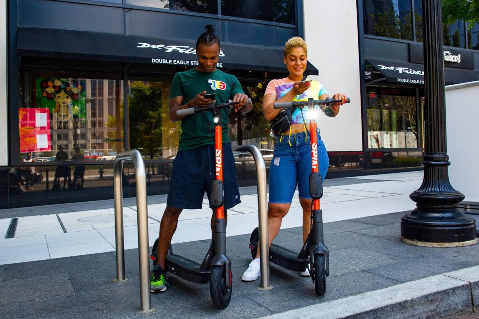Spin, part of Ford Smart Mobility LLC, today announced a plan to launch its newest electric scooter model to support growth and demand into new and existing markets. Starting next month, Spin's latest generation scooters will hit the streets of Portland, Los Angeles, Denver, Washington D.C., Kansas City, Memphis, and Minneapolis.