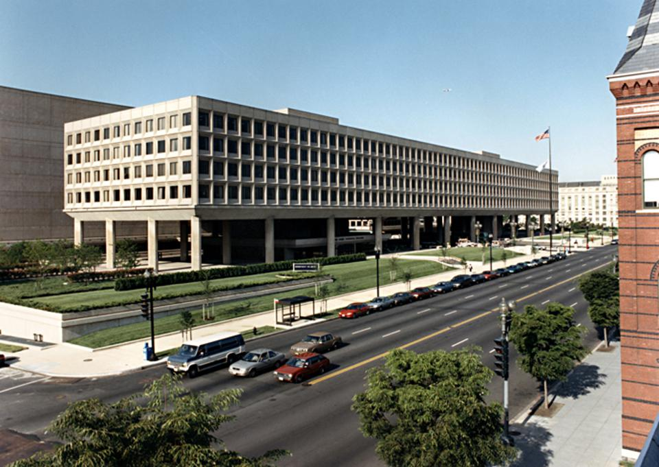 The U.S. Department of Energy's Forrestal Office Building, home of the Energy Information Administration. https://commons.wikimedia.org/wiki/File:US_Dept_of_Energy_Forrestal_Building.jpg#/media/Файл:US_Dept_of_Energy_Forrestal_Building.jpg