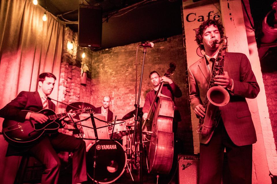 Cafe Bohemia Jazz Quartet