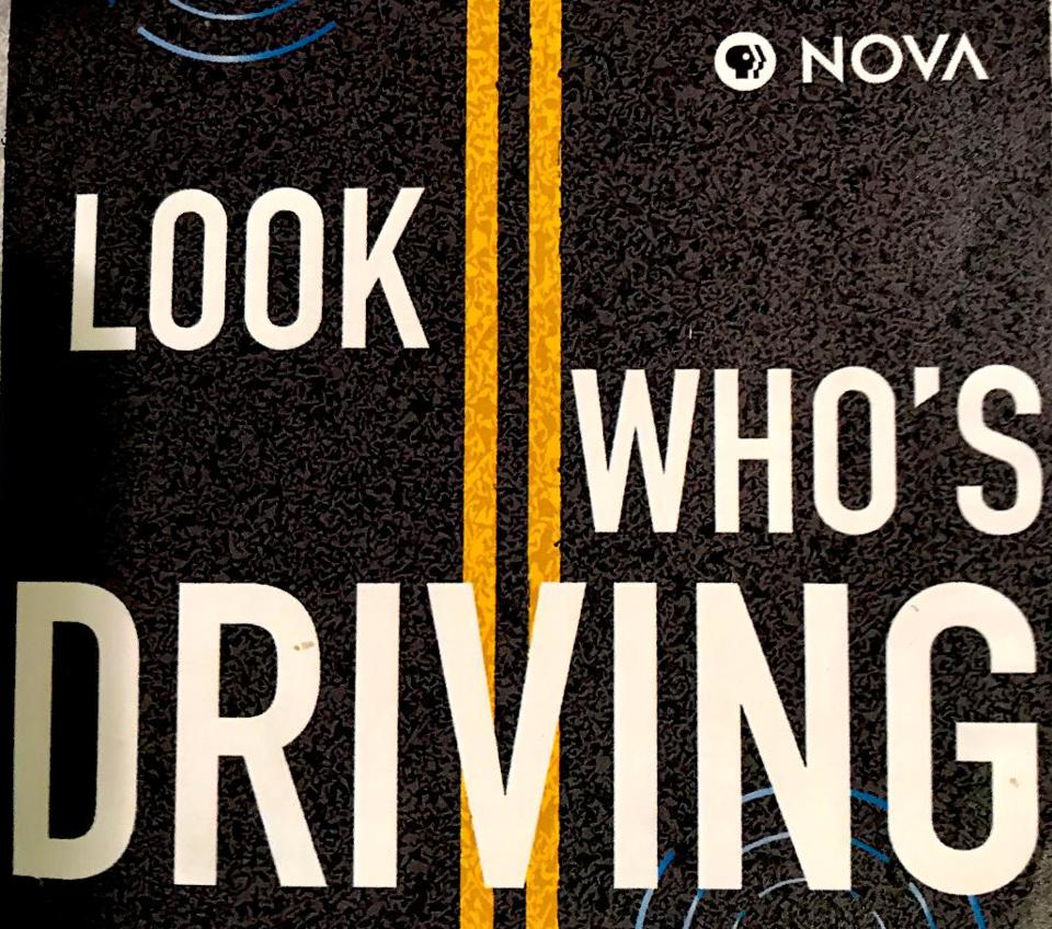 ″Look Who's Driving″ is NOVA's documentary on self-driving cars.