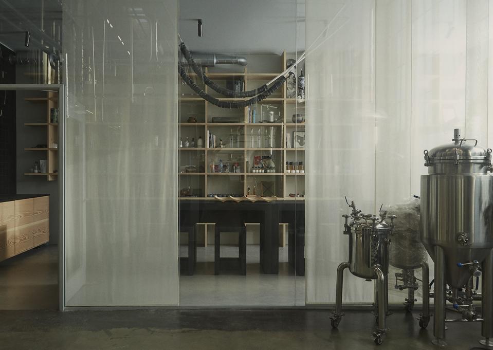 Empirical Tasting Room