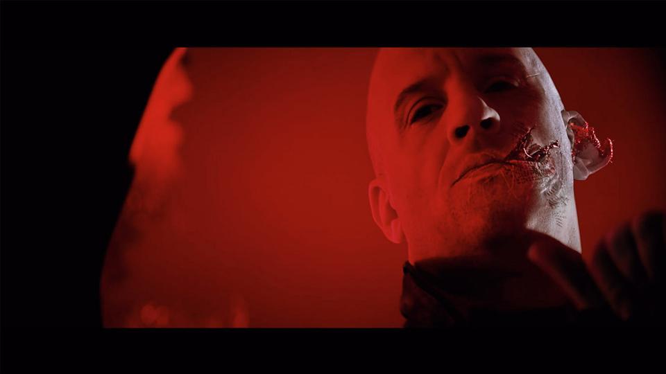 Vin Diesel/Bloodshot