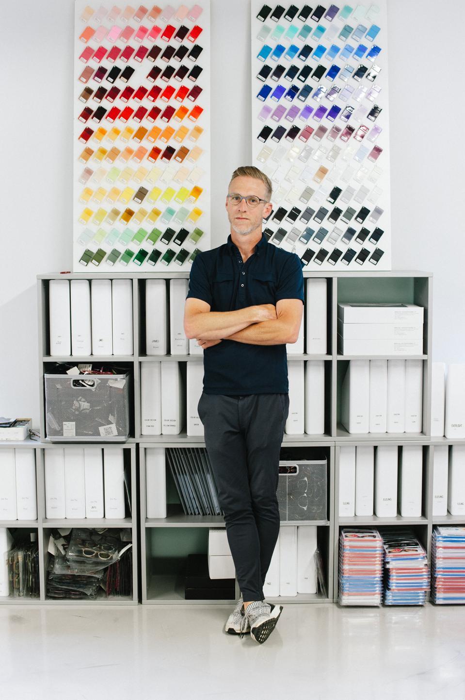 Jason Wehlage Director of Product and Design, Kenmark Eyewear -Penguin Sunglasses
