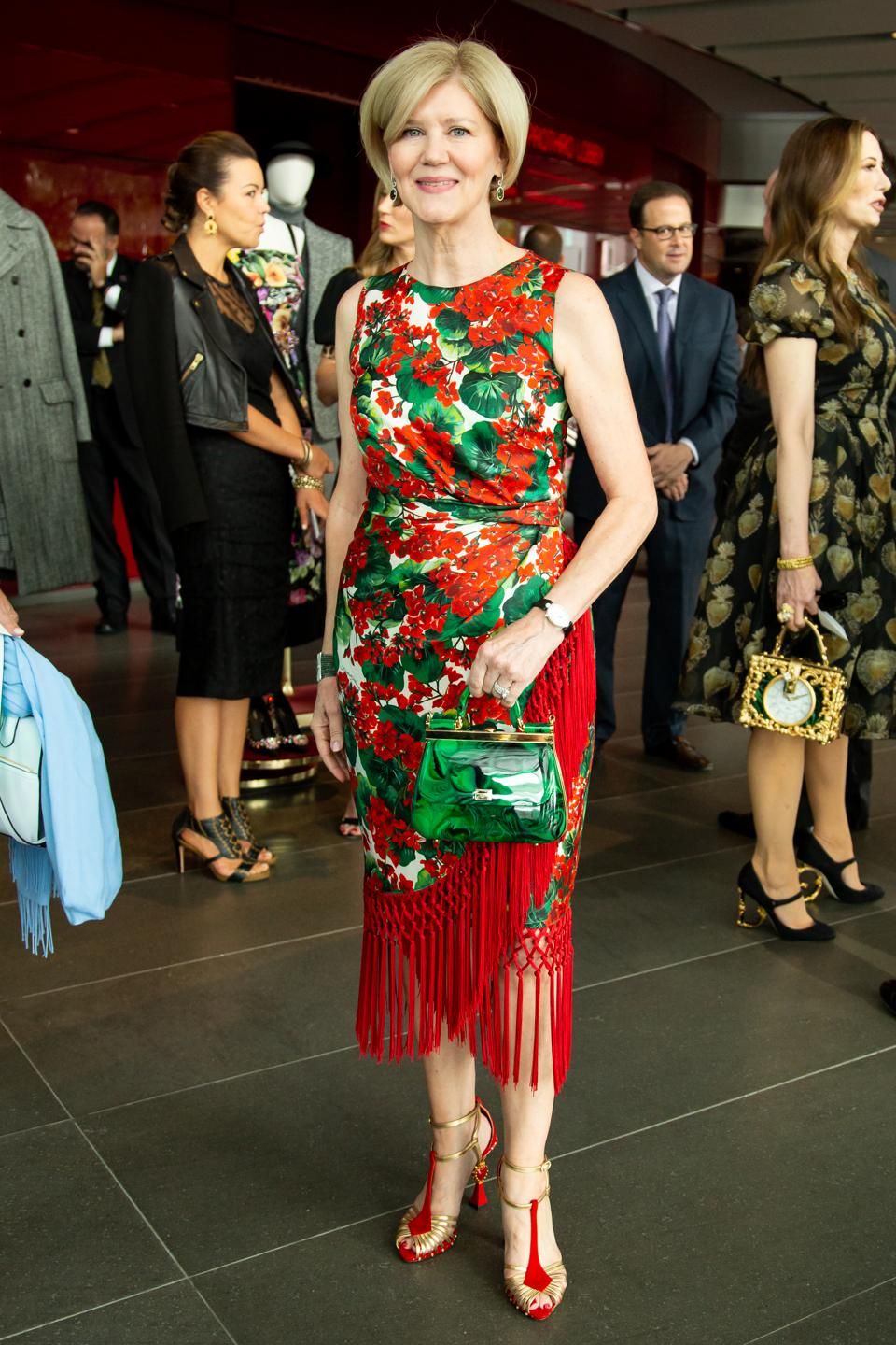 The Winspear Opera House: 10th Annual First Sight Presentation and Luncheon by Dolce&Gabbana