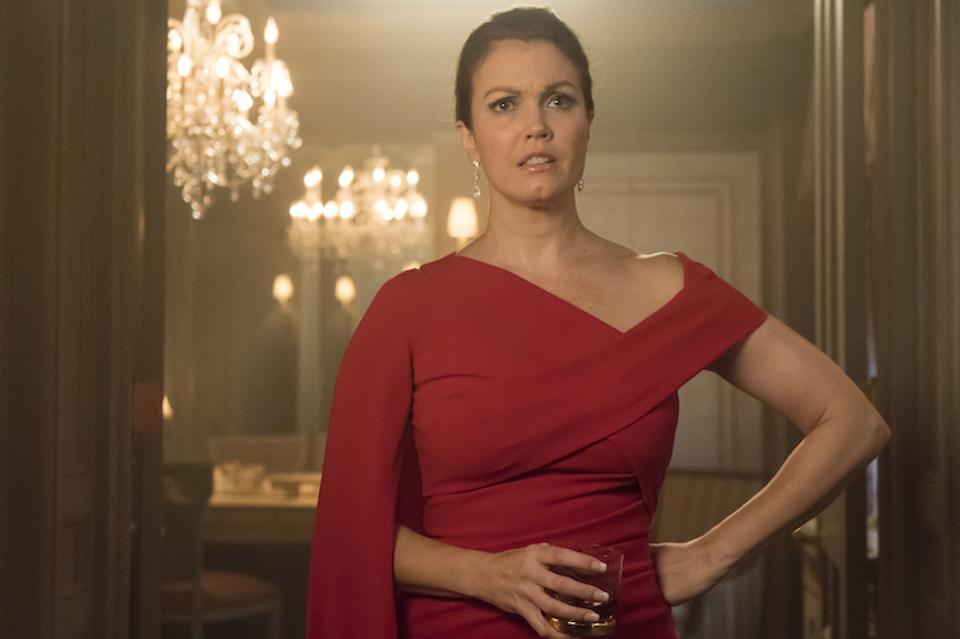 Bellamy Young Talks About Playing The Wife Of A Serial Killer In New Thriller Prodigal Son