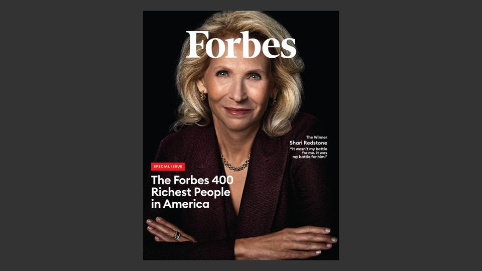 Forbes 400 List 2020.Forbes Releases 38th Annual Forbes 400 Ranking Of The