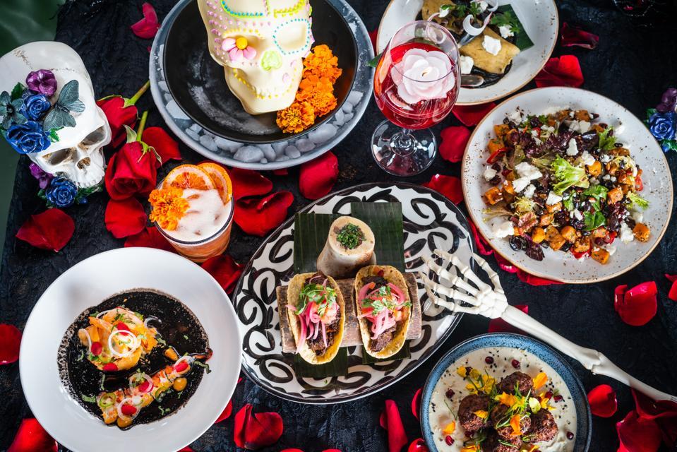 A festive spread!