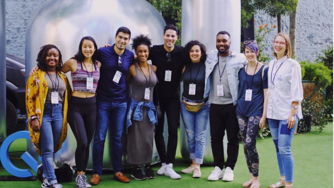 At Summit, A New Fellows Program Gives Young Entrepreneurs A Boost