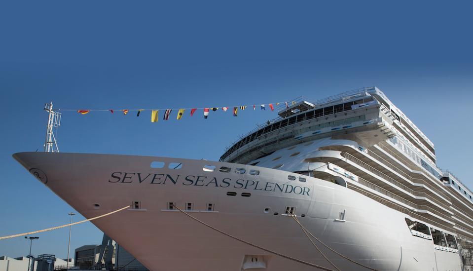 New Seven Seas Splendor