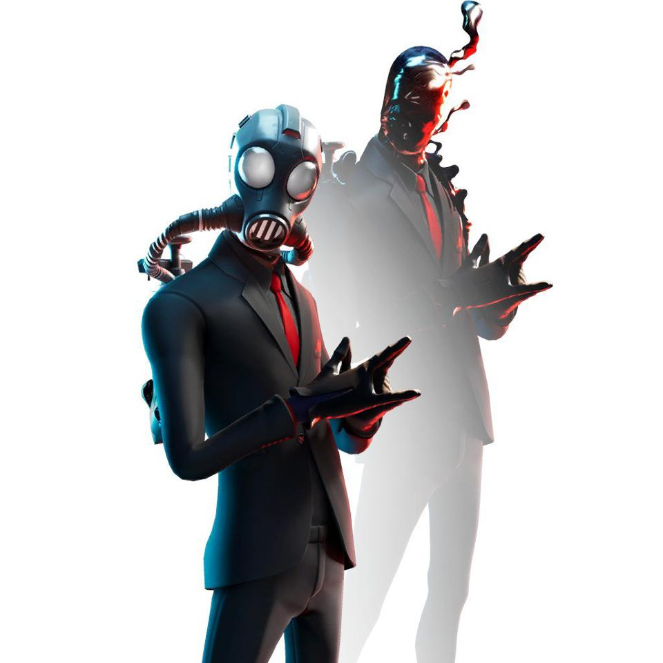 Here Are All Fortnites New Leaked Wicked Halloween Skins