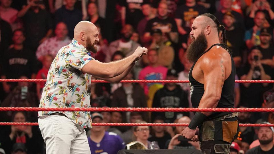 WWE Superstars Aren't Excited About Tyson Fury And Cain Velasquez