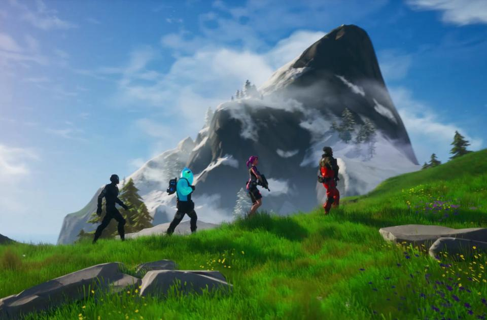 Fortnite Patch Notes Here Are The Changes In Chapter 2 S