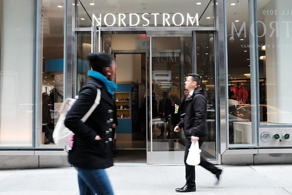 Nordstrom's Opens First Full-Line Brick And Mortar Store In Manhattan