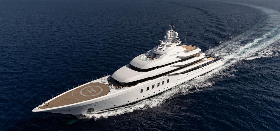 The Top 16 Largest, Hottest, Fastest And Newest Yachts At The Fort Lauderdale International Boat Show