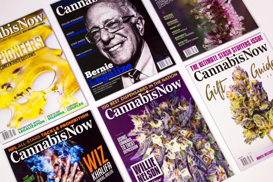 Cannabis Now magazine