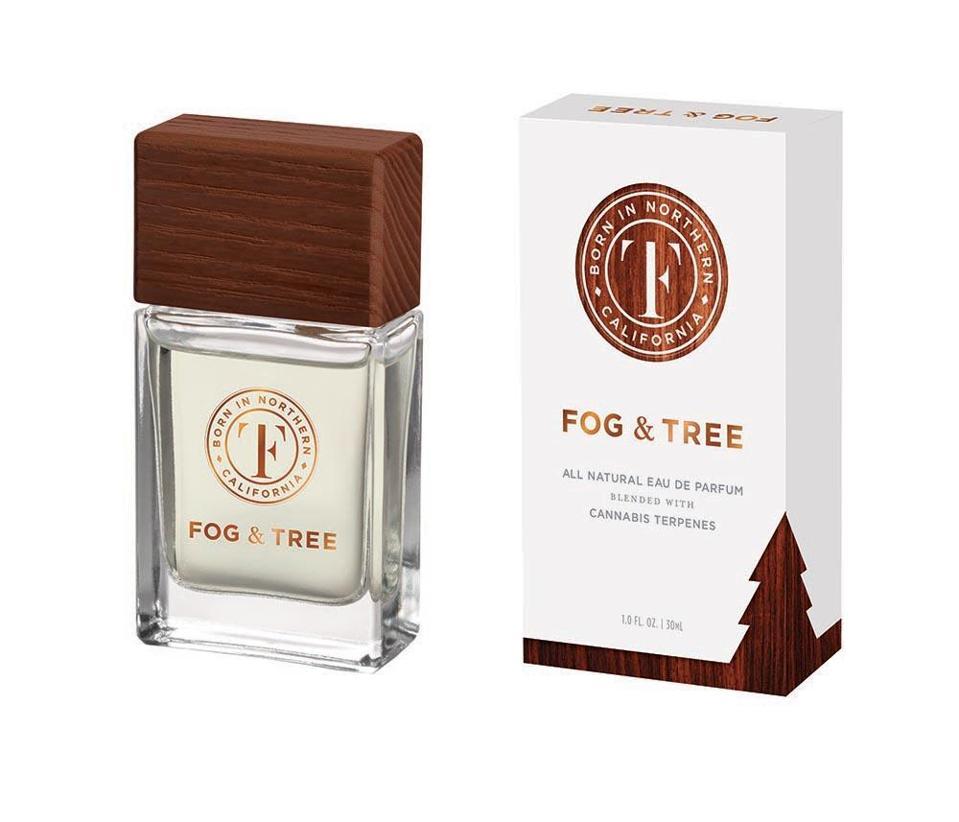 Fog & Tree, cannabis perfume, luxury cannabis, cannabis beauty