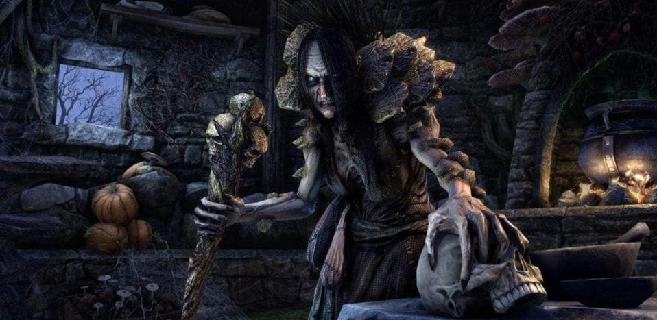 The Halloween-themed Witches Festival returns in Elder Scrolls Online.