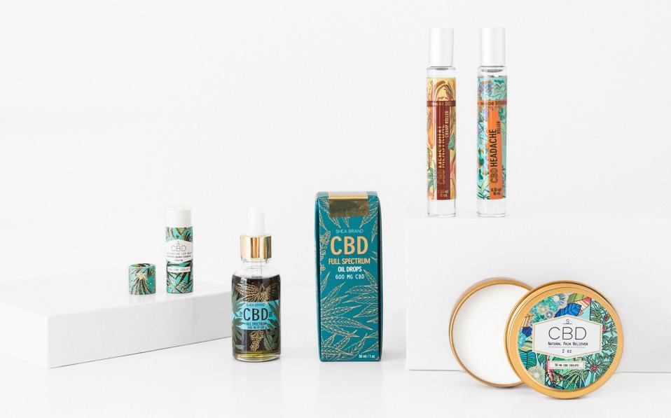 Shea Brand, CBD beauty, luxury cannabis, LMCC
