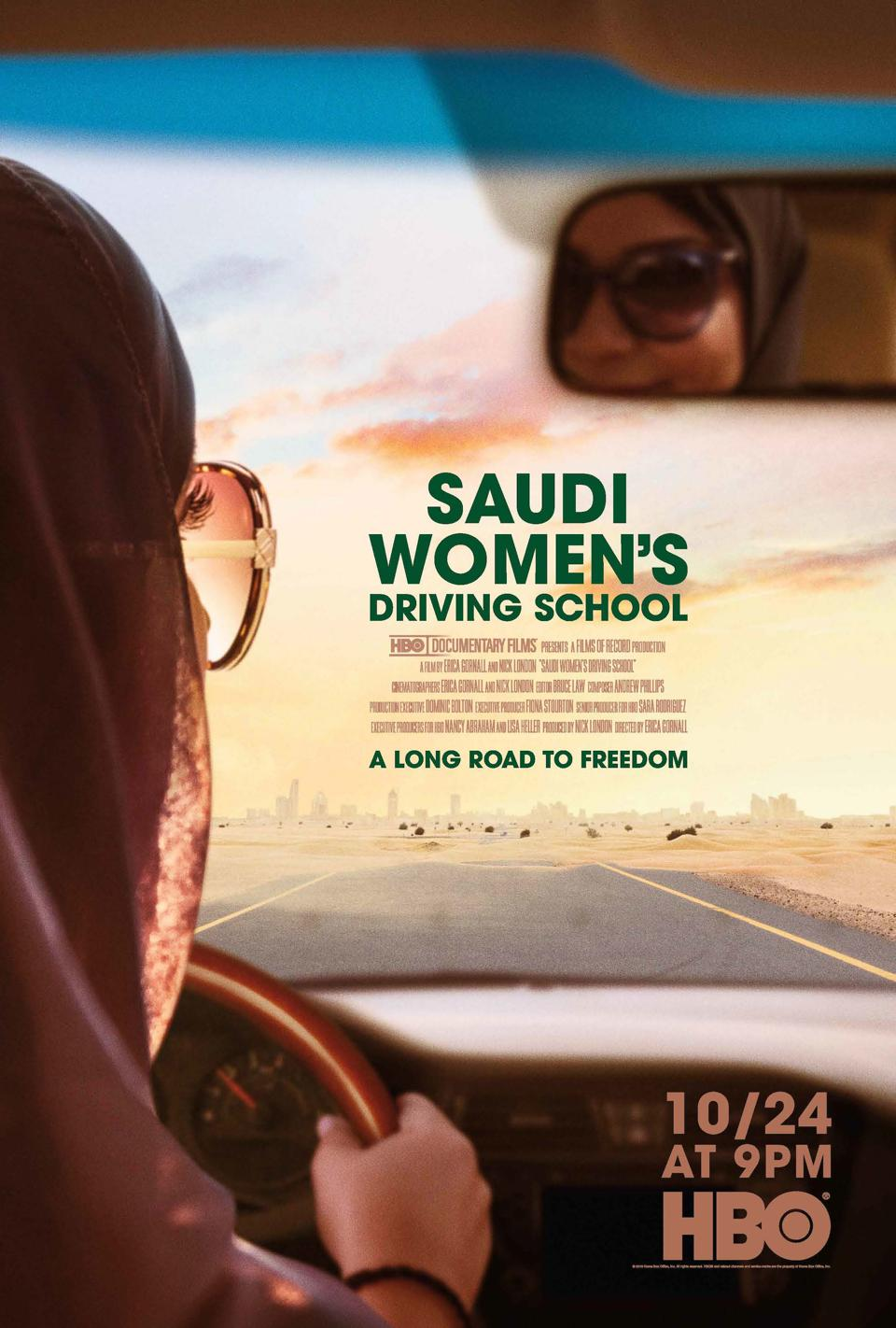 Saudi Women's Driving School Show Art