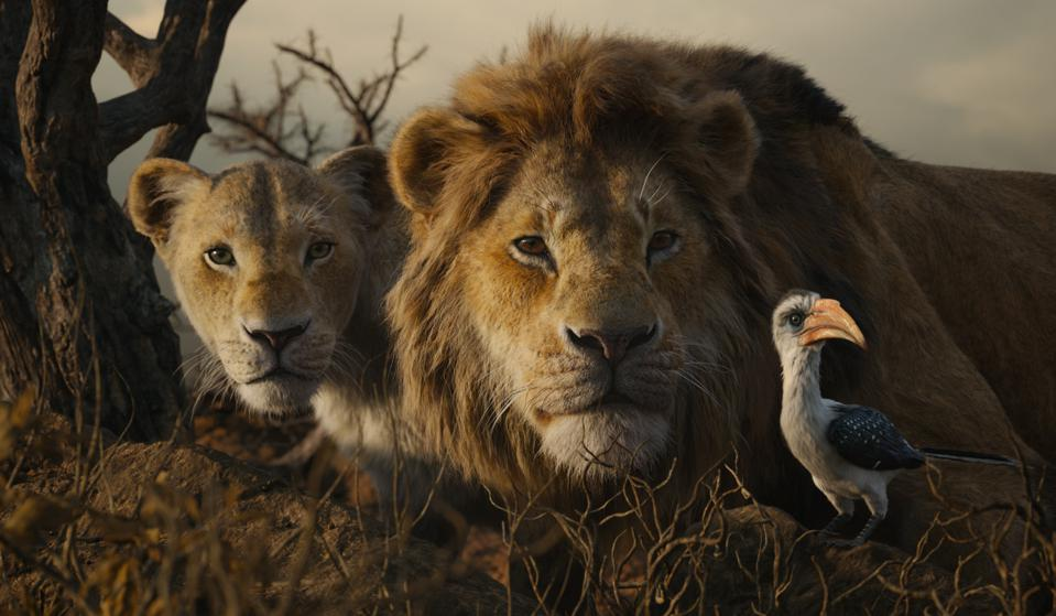 4k Picks The Lion King And Charlies Angels