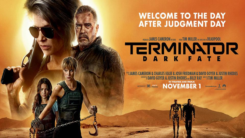 Image result for terminator dark fate poster