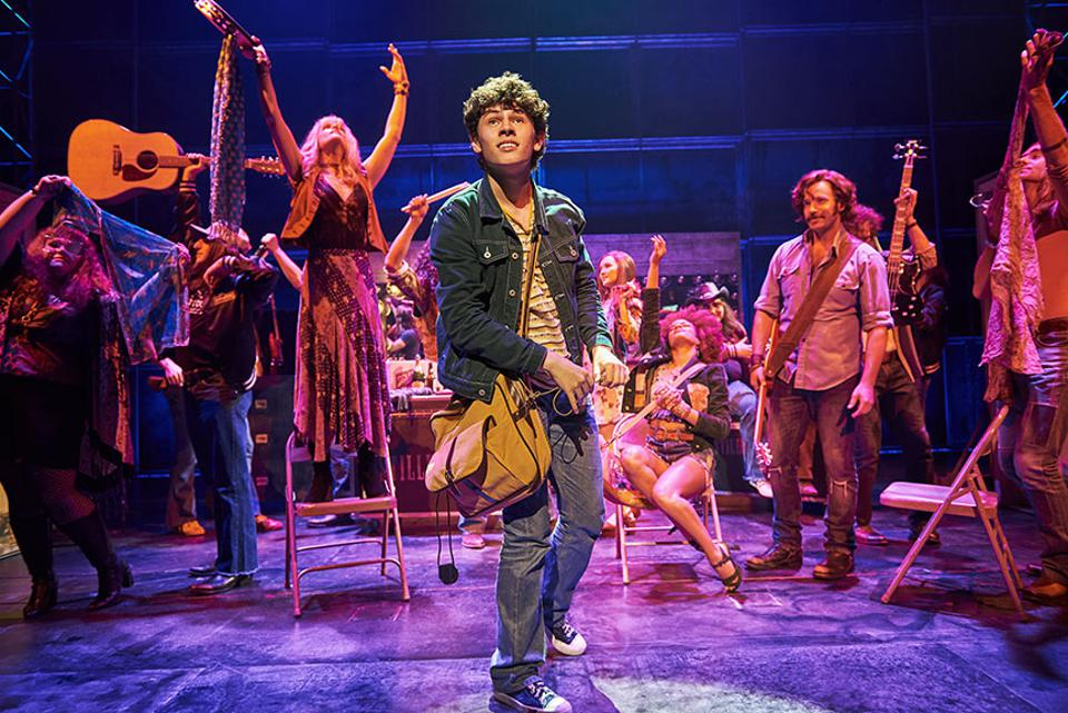 Almost Famous: The Musical