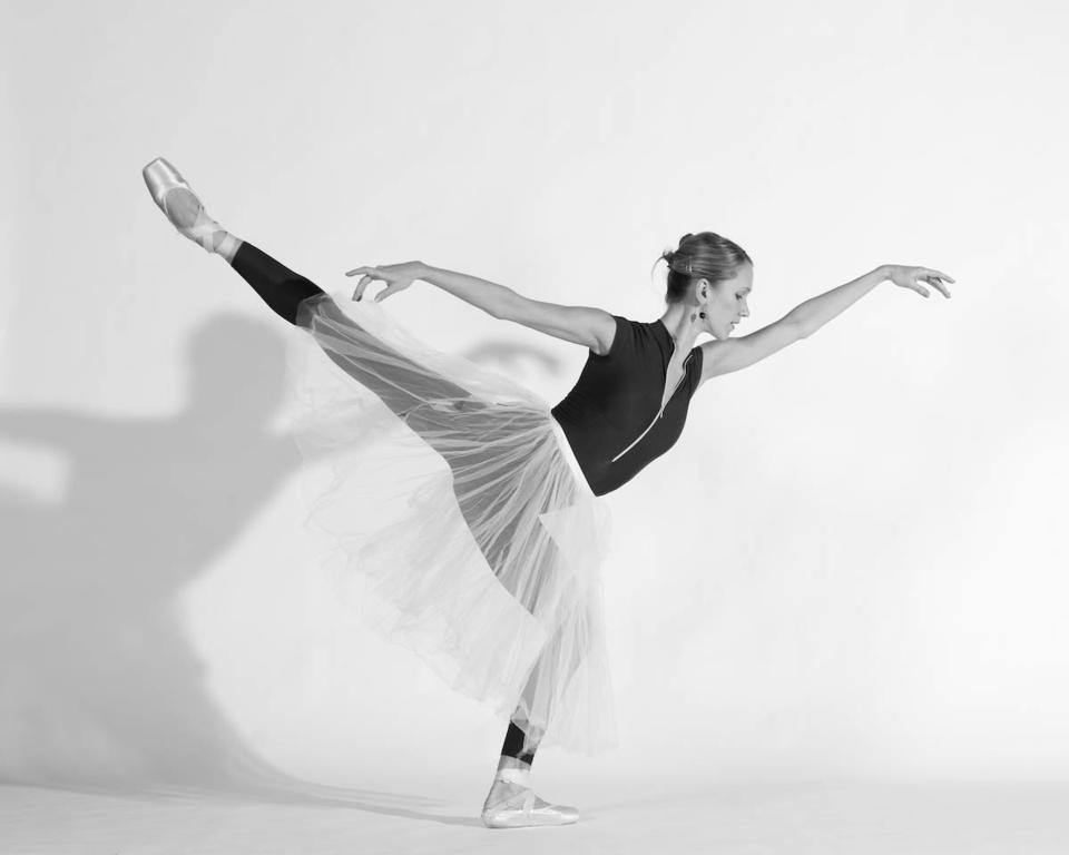 Indré Rockefeller's, cofounder of Paravel, career in ballet served as a strong foundation for entrepreneurship.