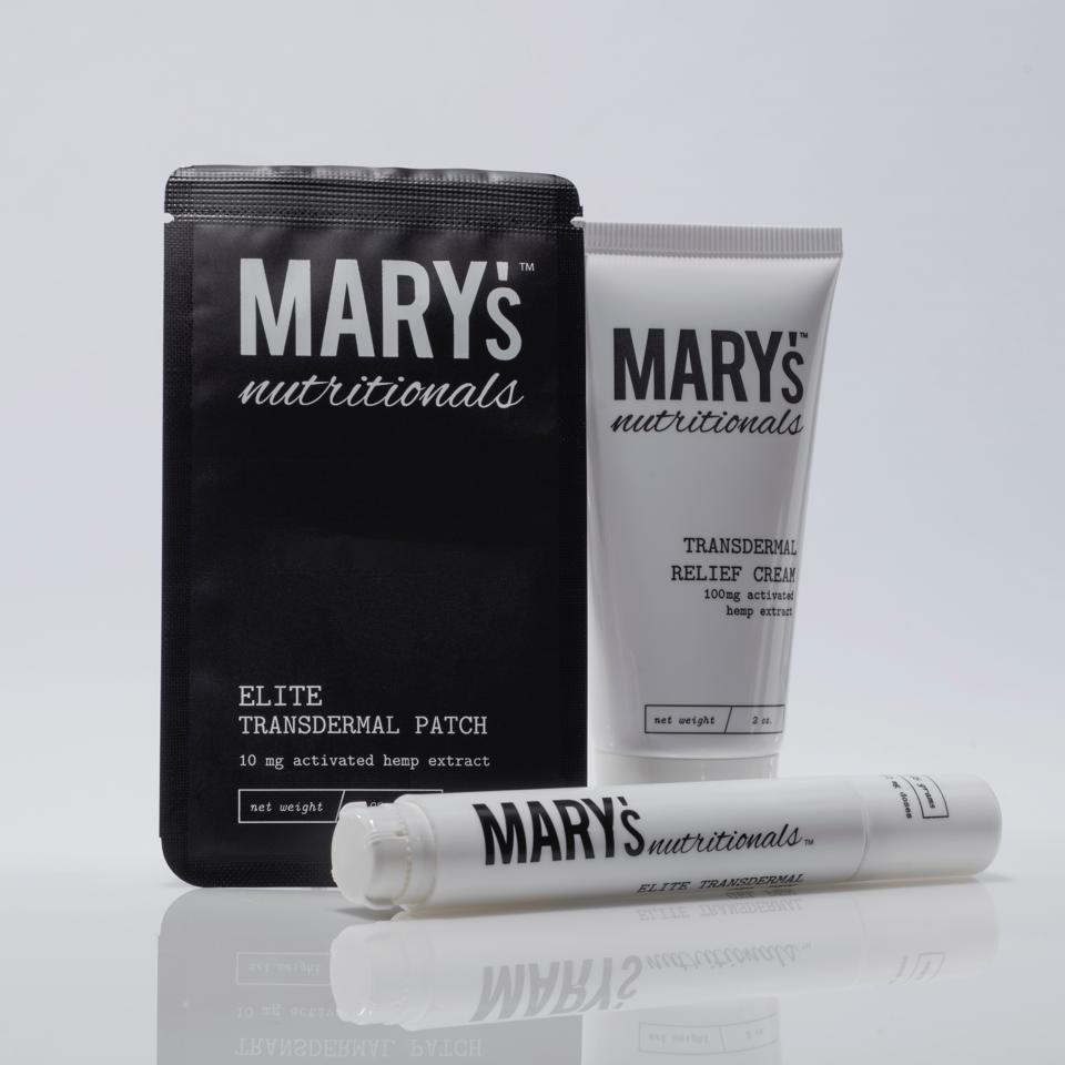 Mary's Nutritionals, CBD wellness, luxury cannabis