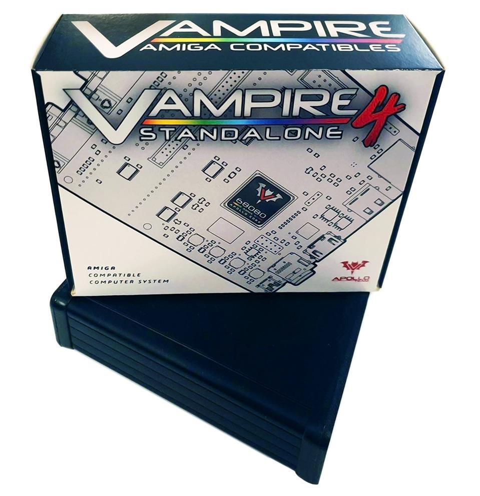 Vampire V4 Packaging