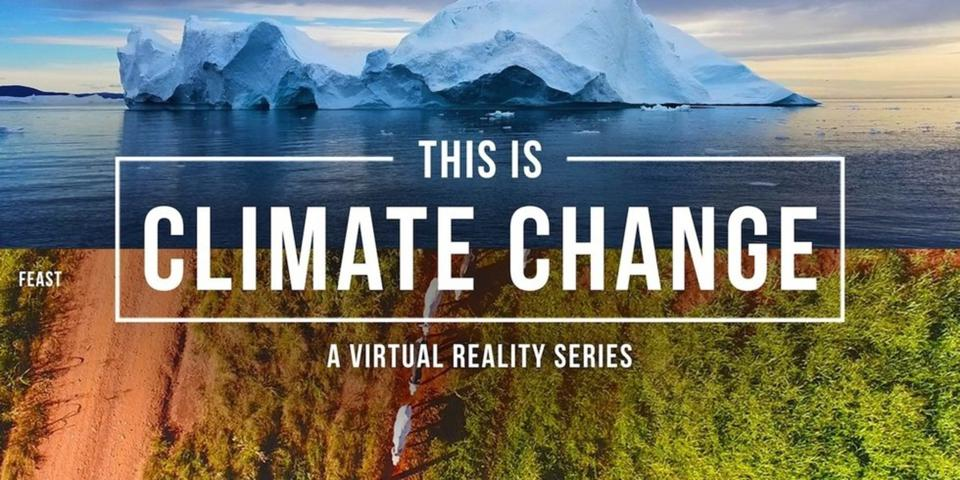THIS IS CLIMATE CHANGE POSTER