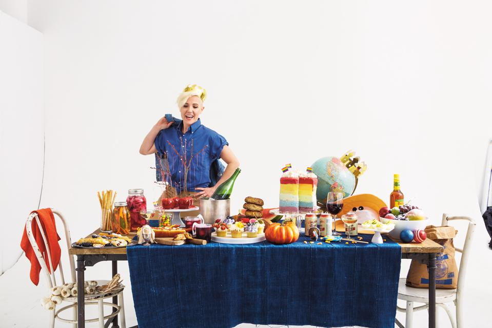 Hannah Hart Celebrates Occasions Both Big And Small In Her Newest Book