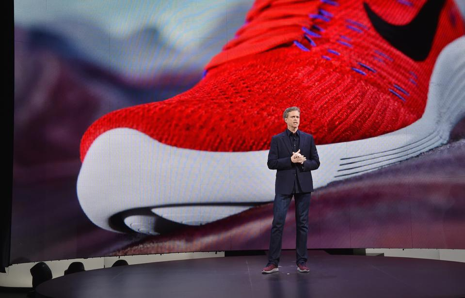 Nike Innovation For Everybody Unveiling