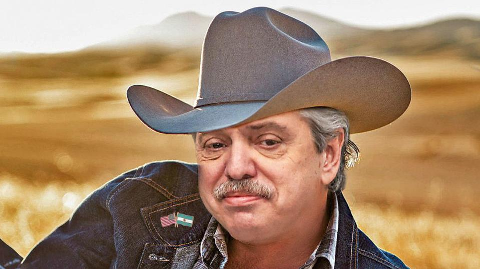 ″Cowboy″ Alberto Fernández needs to play ball with Donald Trump.