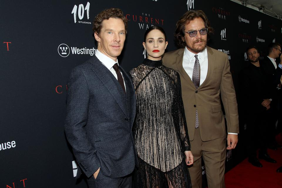 Benedict Cumberbatch, Tuppence Middleton, and Michael Shannon