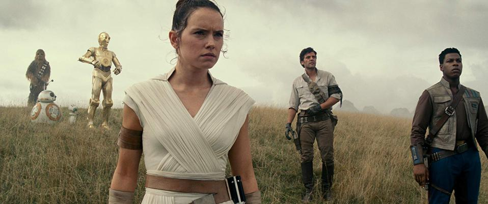 Star Wars: Rise Of Skywalker' Runtime Revealed, And It's Kind Of Insane