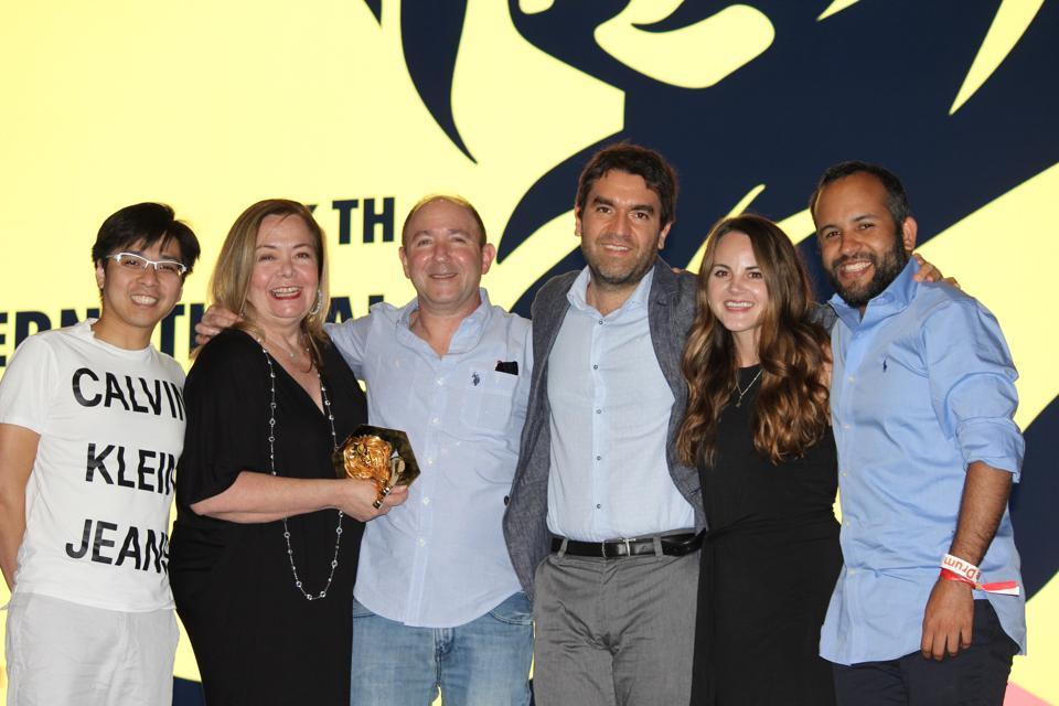 Latina leadership, advertising, Cannes Lion Awards, US Hispanic