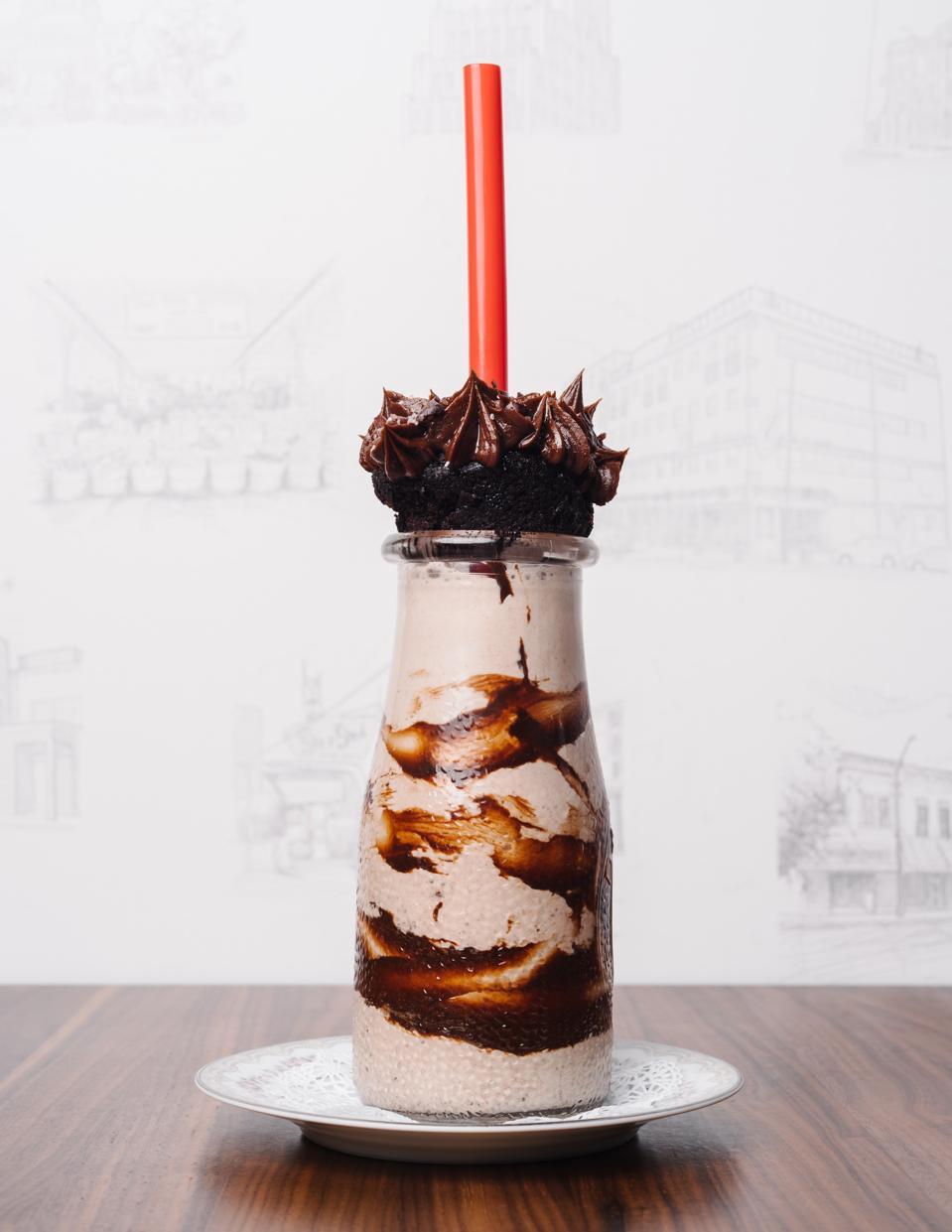 Chocolate Cupshake