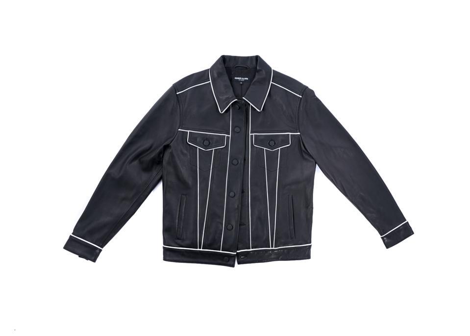 Leather Pajama Trucker by Keiser Clark