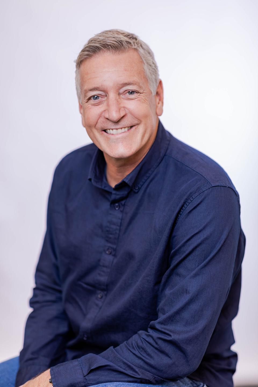 Mike Cook, Vice President of Sales, Daiya
